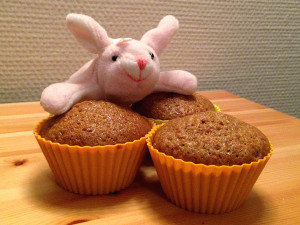 Carrot Cake or Muffins