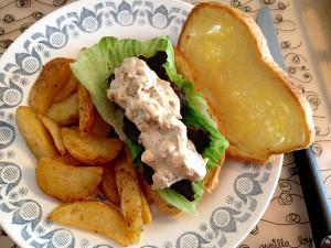 Beef Béarnaise Sandwich